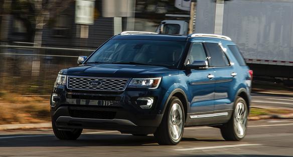 2020 Ford Explorer Platinum Redesign Review