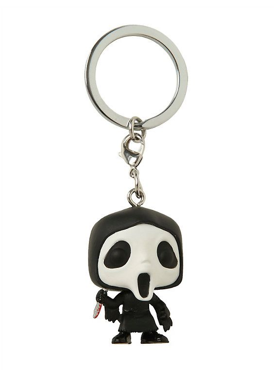 Funko Scream Pocket Pop! Ghost Face Key Chain,