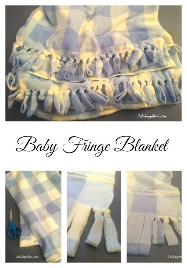 Want to DIY a fabulous baby shower gift? This is it! So easy to make and adorably cute - any mother would love to receive it!