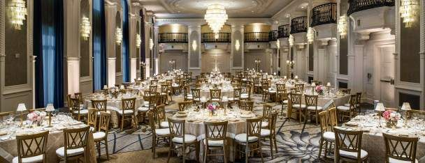 Detroit Wedding Venues The Westin Book Cadillac