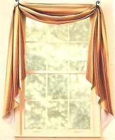 Swag Curtains Fishtail Curtain Swag Curtains Blinds Shades