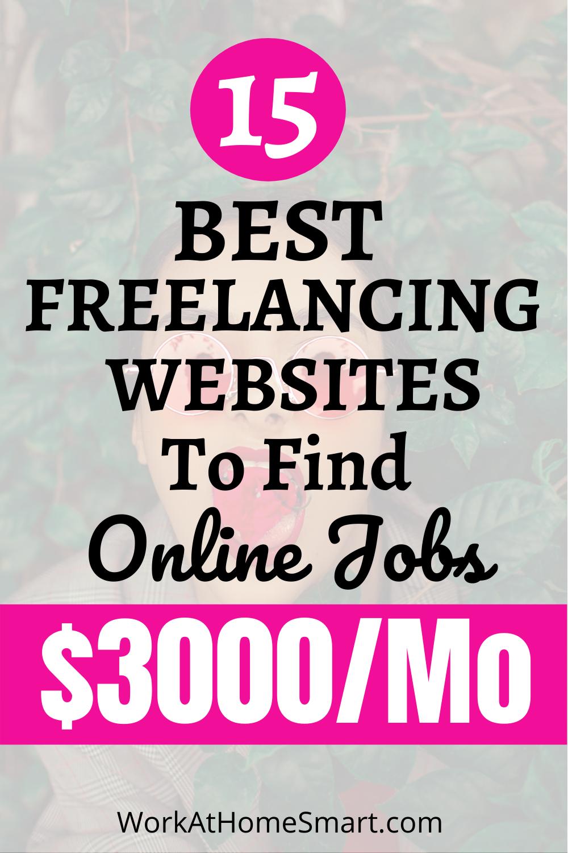 15 Best Upwork Alternatives For Freelancers Looking For Online Jobs In 2020 Online Jobs Online Jobs For Moms Work From Home Careers