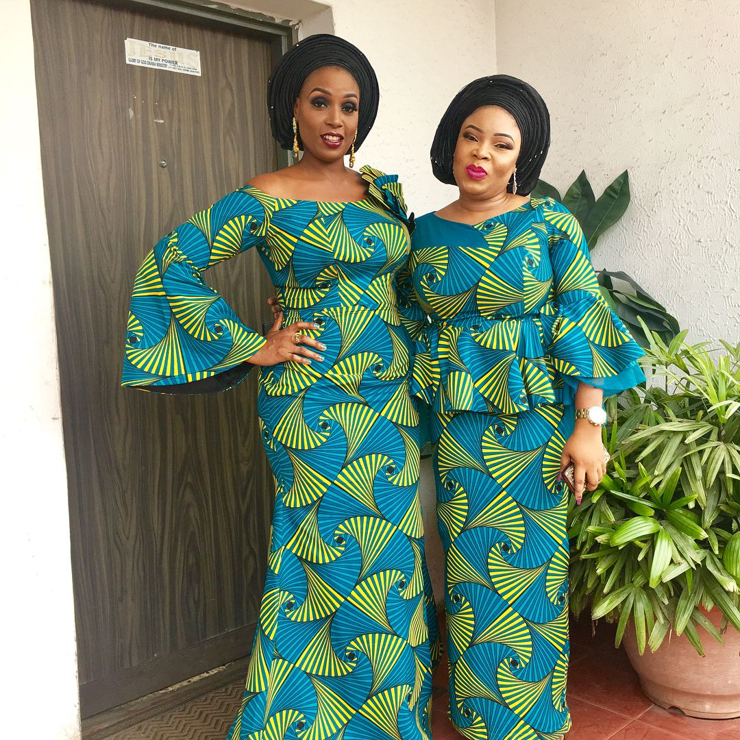 LATEST ANKARA LONG GOWN STYLES | African fashion in 2018 | Pinterest ...