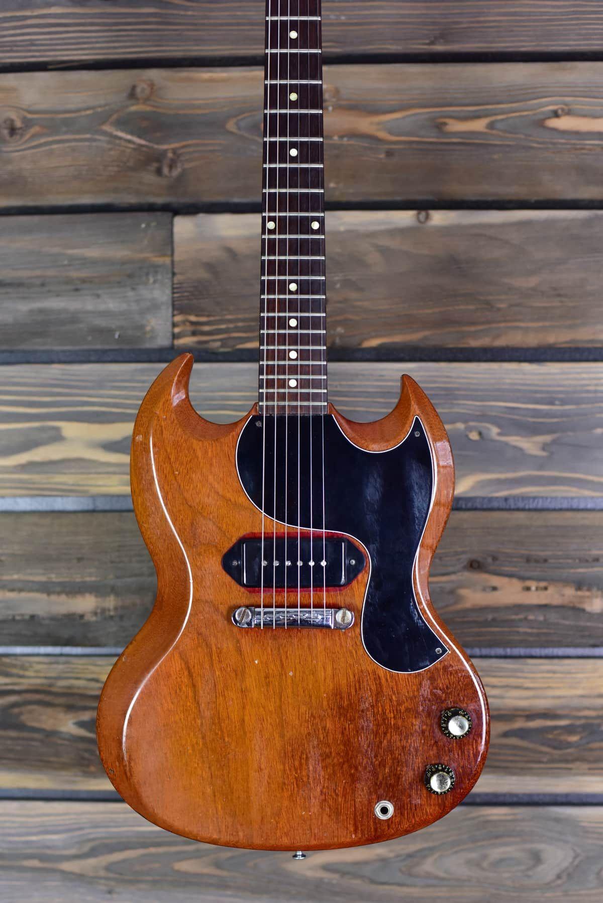 Gibson SG Junior 1961 - 1966 | Guitars in 2019 | Gibson sg