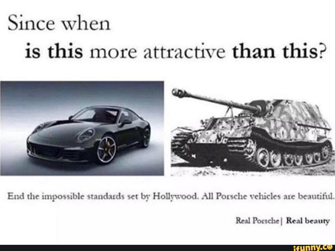 Since When Is This More Attractive Than This Ifunny Car Jokes Memes Funny Memes