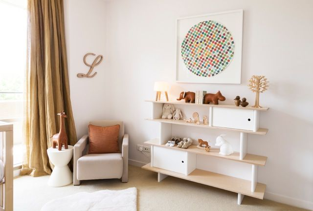 the boo and the boy: eclectic rooms - bookshelf