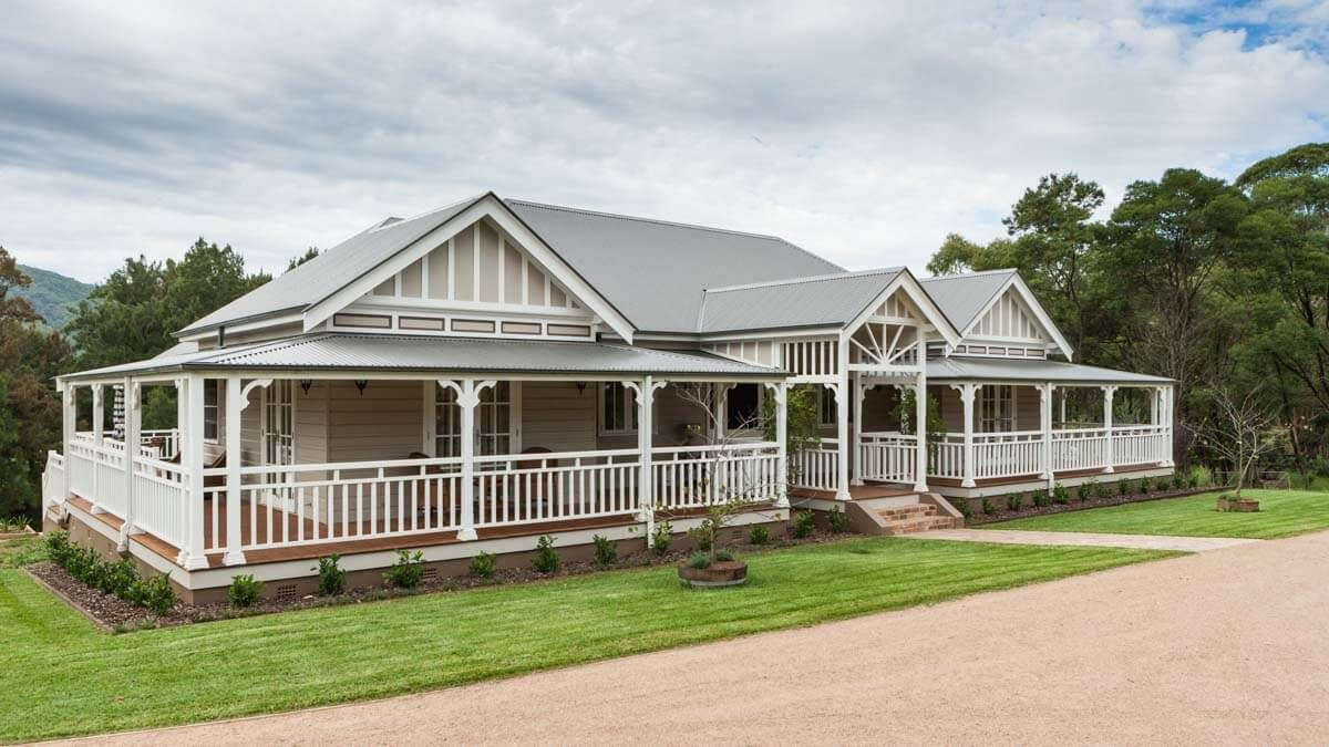 Terry and jennifer s home is a strongbuild classic - Country home designs south australia ...