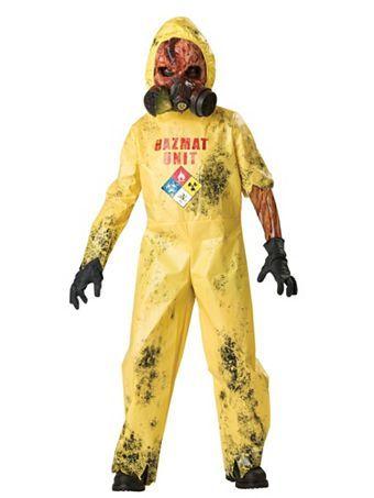 Hazmat Hazard Costume for Boys Halloween Pinterest Horror - halloween costume ideas 2016 kids