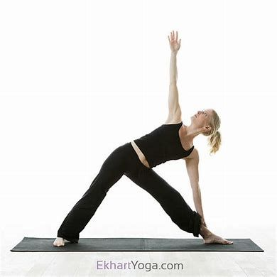 extended triangle pose  yoga poses yoga poses names