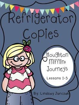 Houghton mifflin journeys grade 1 unit 1 refrigerator copies houghton mifflin journeys grade 1 unit 1 refrigerator copies fandeluxe Images