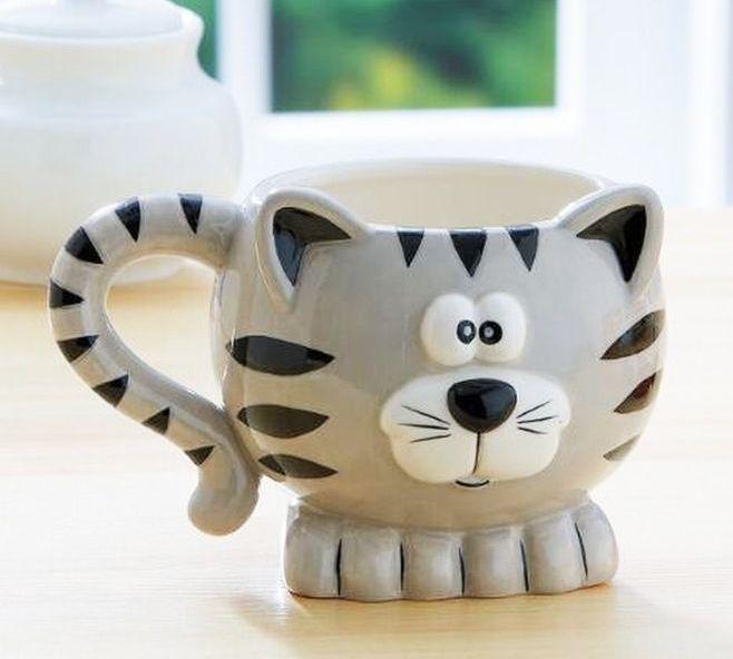 15 Meowdorables diseños de tazas para los amantes de los gatos