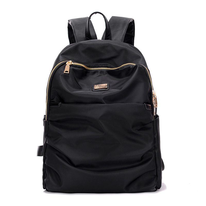 Bag ·   Sale on2016 New Women Waterproof Nylon Backpack Lady Women s  Backpacks Female Casual Travel bag ecd00b5141afe