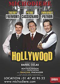 Hollywood de Ron Hutchinson. Théâtre de la Michodière