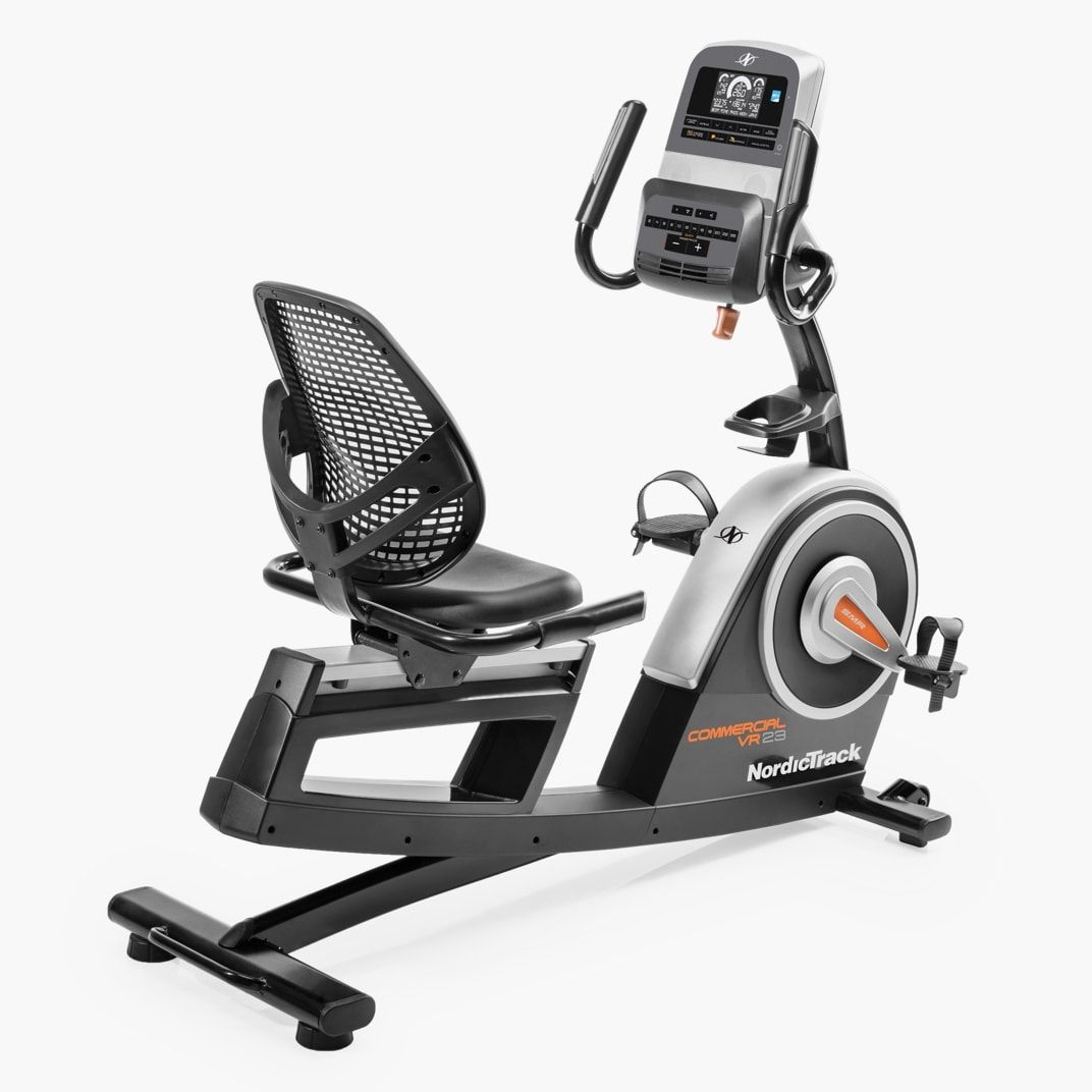 Pedal Your Way To Your Fittest Self With Our Expert Designed Ergonomic Seat And Onetouch Controls Biking Workout Recumbent Bike Workout Best Exercise Bike