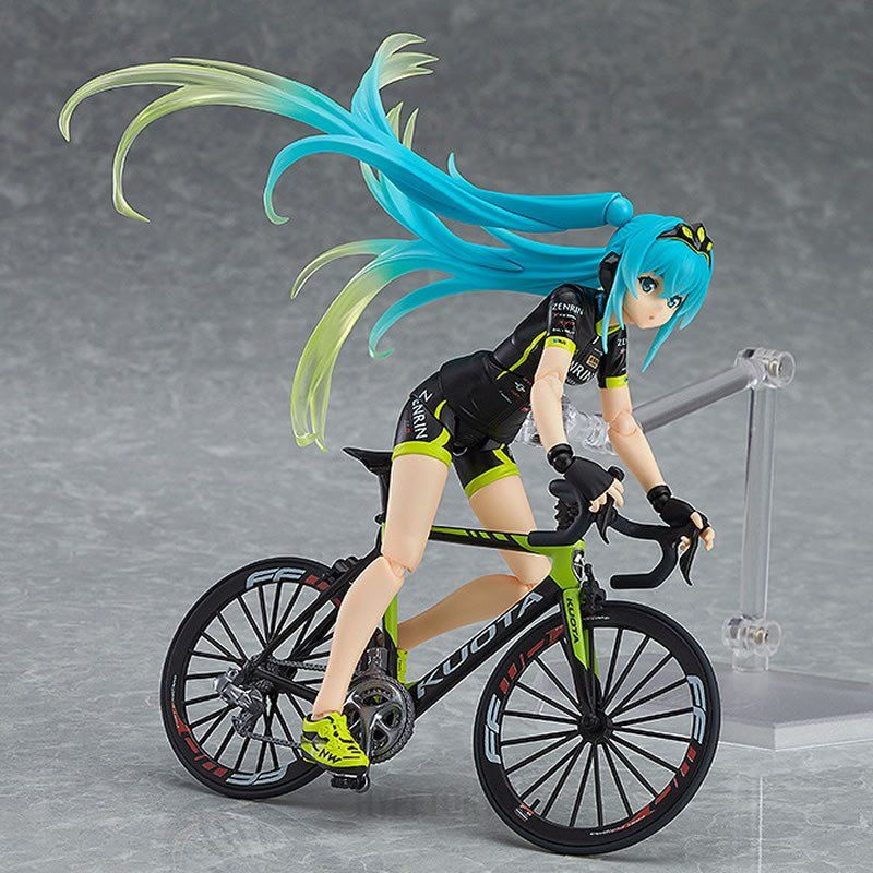 Vocaloid figma : Racing Miku 2015 [TeamUKYO Support ver.]