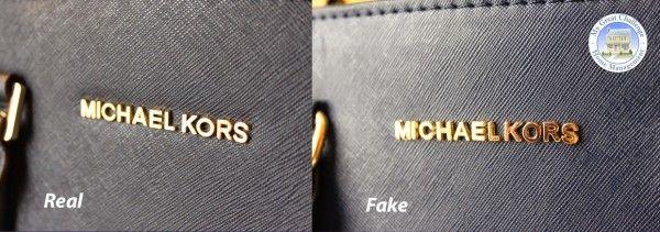 How To Spot A Fake Vs Real Michael Kors Handbag How To