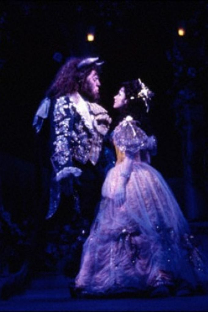 Look Back at the Original Broadway Cast of Beauty and the