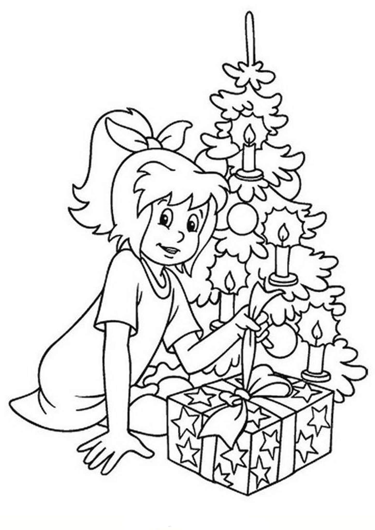 Free Easy To Print Christmas Tree Coloring Pages Tree Coloring Page Christmas Tree Coloring Page Valentines Day Coloring Page