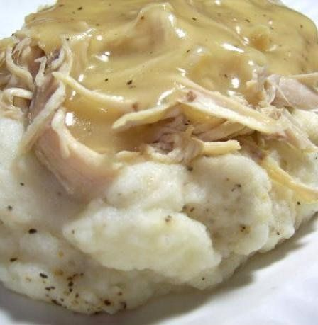 Recipe for Simple Crock Pot Chicken - Loved this! This is a good starting point recipe, so feel free to add vegetables if you like. You may also use any chicken part for this recipe.
