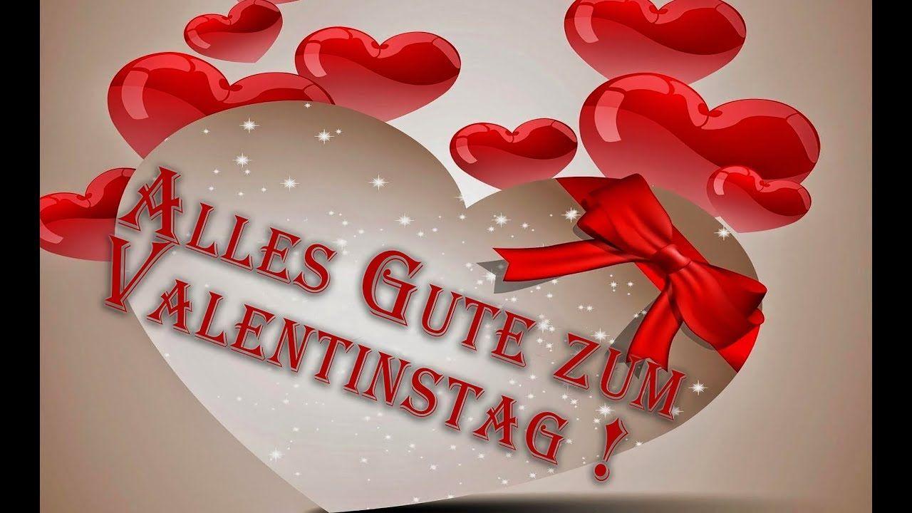 Alles Gute Zum Valentinstag 14 Februar Nicht Vergessen