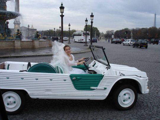 citroen ladies | Carros y motos, Citroen 3cv, Motos