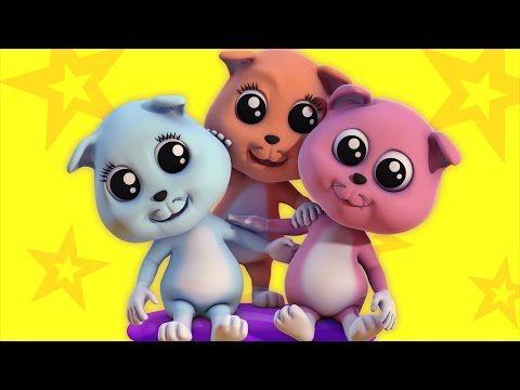 Three Little Kittens Nursery Rhymes Farmees Kids Songs 3d Rhymes Youtube Rhymes For Kids Little Kittens Cute Kitten Gif