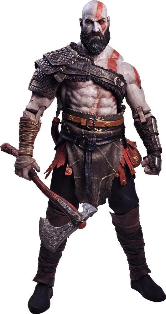 Neca God Of War Kratos Figure Styles May Vary Kratos
