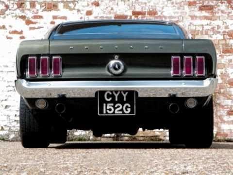 Bill Shepherd Mustang 1969 Mustang Boss 429 Mustang Boss Mustang Muscle Cars