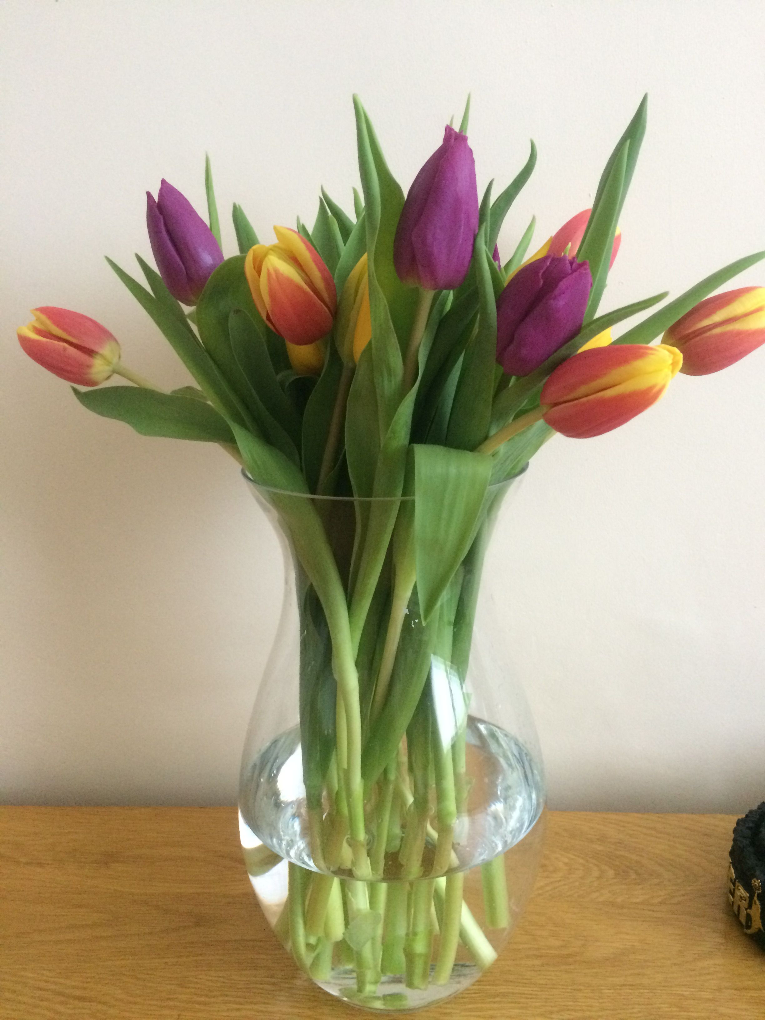 Spring Tulips From Tesco For Easter Trieditforfree Arranjos Flores