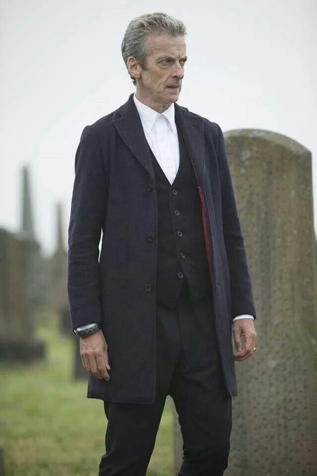 The Twelfth Doctor in Death in Heaven