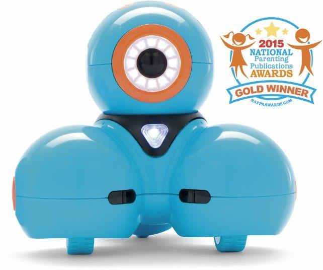 Wonder Workshop - Dash Robot - Turquoise - Front Zoom