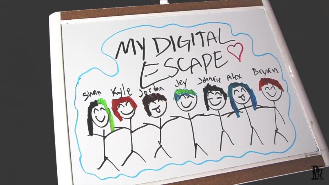 My Digital Escape