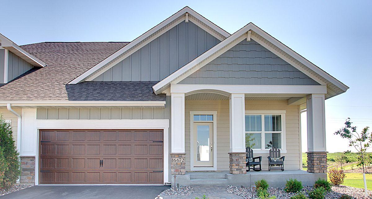 New Homes in Spirit Of Brandtjen Farm Lakeville