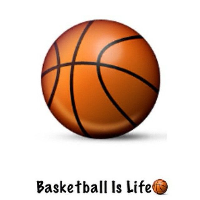 Basketball Emoji Basketball Pinterest