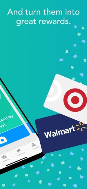 Don't just throw out your receipts, earn great rewards for