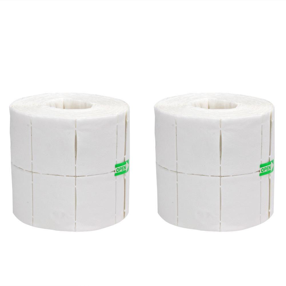 500Pcs /roll White Nail Polish Gel Remover 500Pcs /Roll White Nail Polish Gel Remover Nail Polish nail polish gel remover