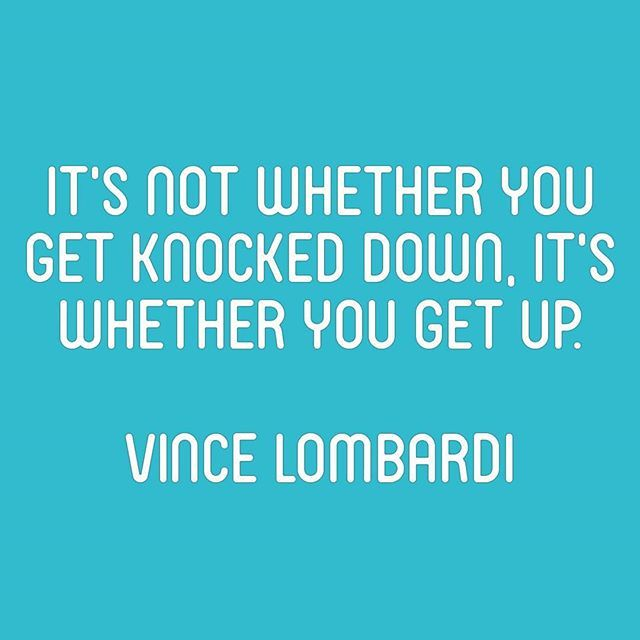 Author Vince Lombardi  #quote #quotethatin #life