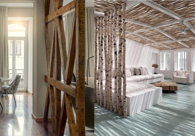 15 inspirations pour diviser une pi ce avec des claustras nature inspiration et recherche. Black Bedroom Furniture Sets. Home Design Ideas
