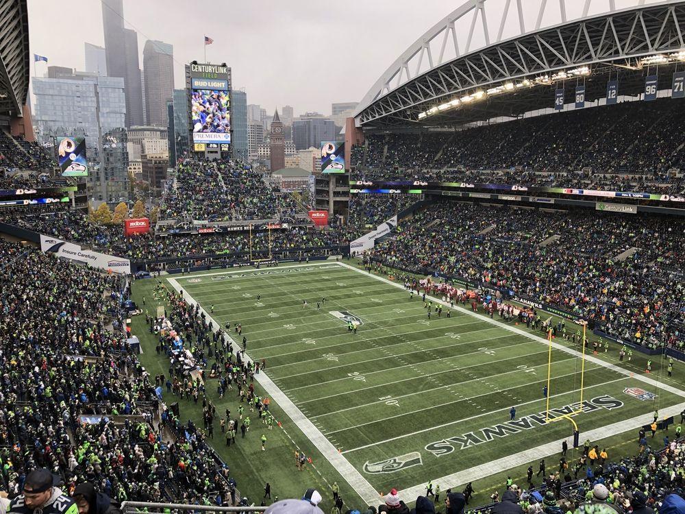 Seahawks Vs Raiders August 30 2 Tickets Sec 326 Monday Night Football Seahawks Vs 49ers Seahawks