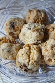Azie Kitchen Biskut Cornflakes Rangup Yummy Cookies Recipes Cornflakes