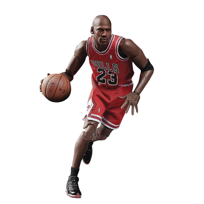 150bb1bd5d4a NBA Motion Masterpiece Michael Jordan 1 9 Scale Action Figure (Dec 2017)
