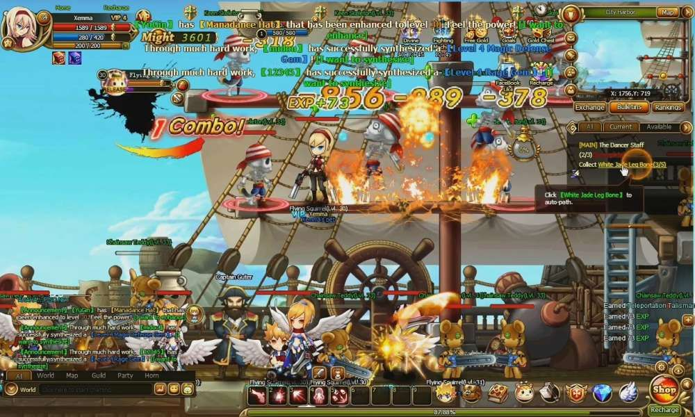 Lunaria Story Is A Browser Based Social Game 2d Side Scrolling Massively Multiplayer Online Role Playing Game Mmorpg Mmo Rpg F Mmo Mmo Games Social Games
