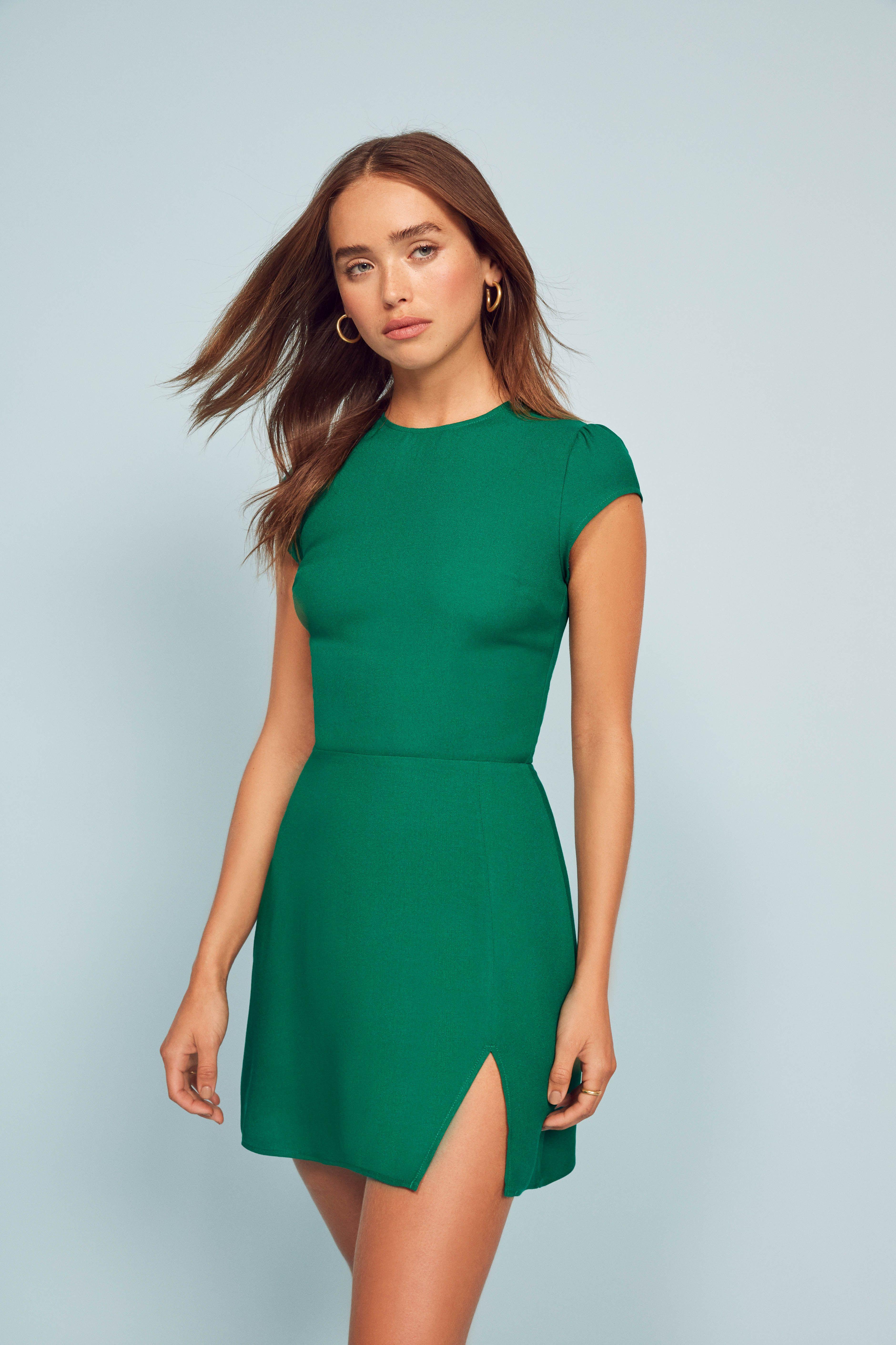 72bbb3905030 Reformation Lena Dress in 2019   Dresses   Fashion, Dresses, Fashion ...