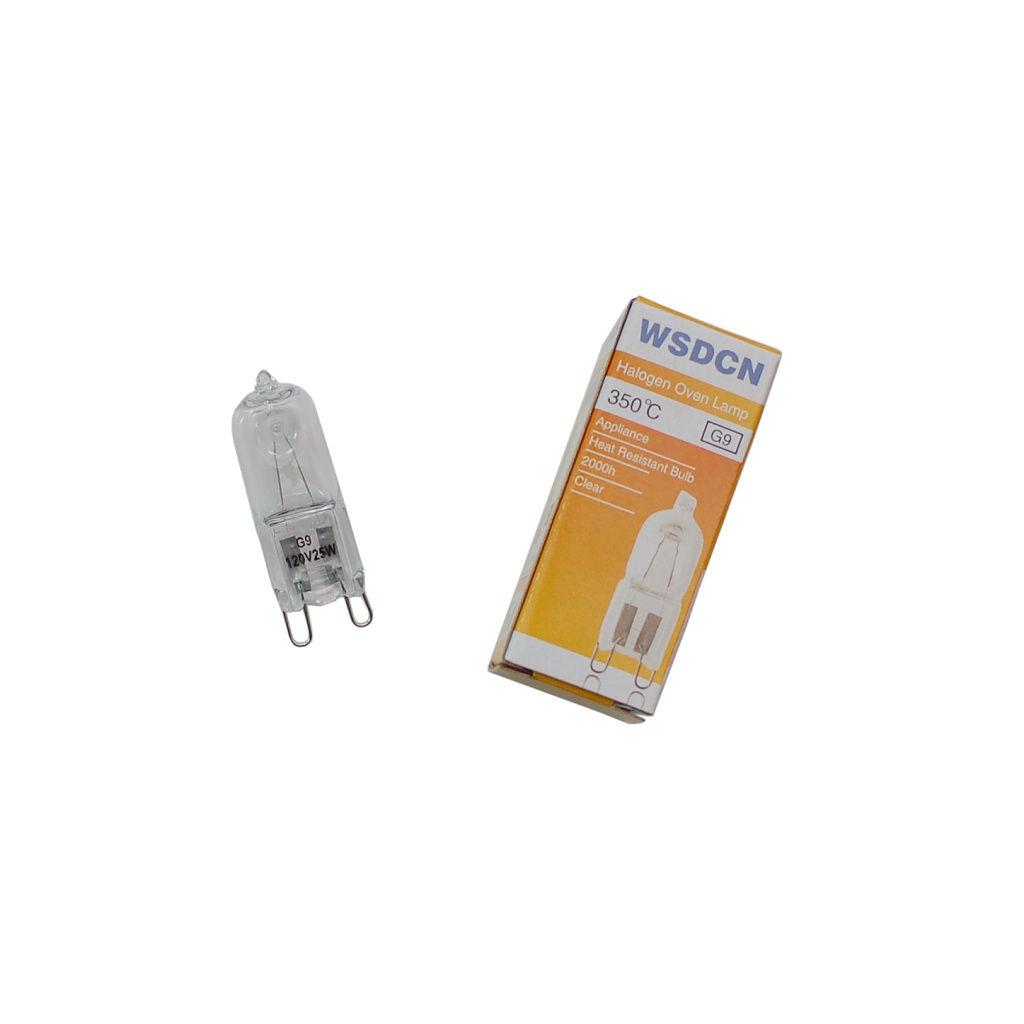 3 99 Wsdcn G9 120v 25w Halogen Oven Lamp 350 C Oven Bulb Heat Resistant 2000h Life Ebay Home Garden Light Bulb Bulb Ebay
