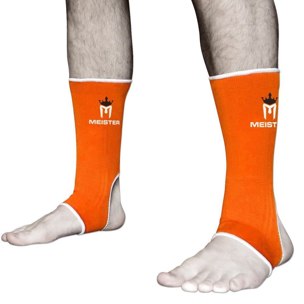 Meister muay thai mma ankle support wraps muay thai