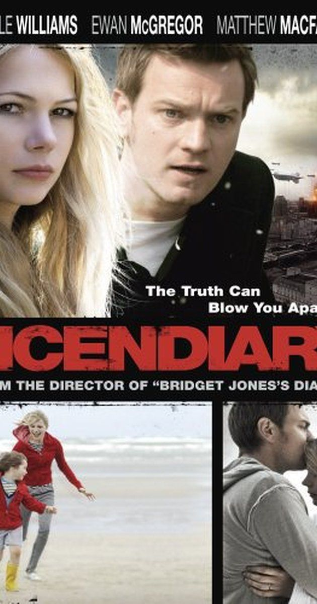 Film Incendiary Directed By Sharon Maguire With Michelle