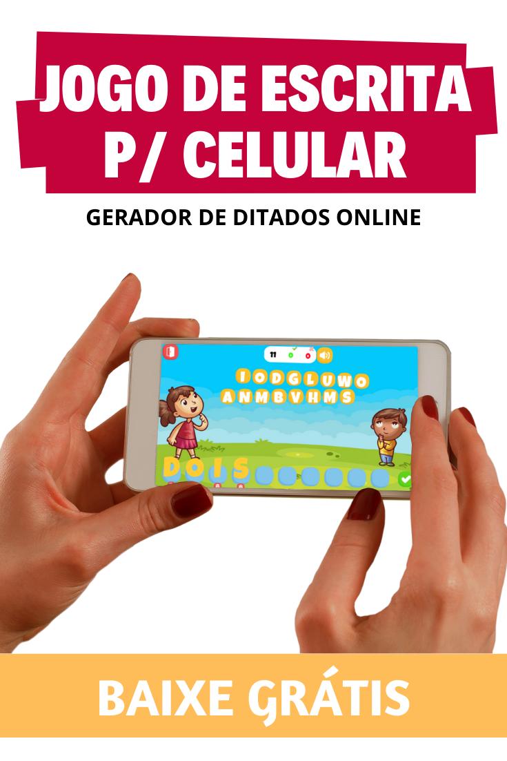 Criador De Ditado Online Jogos De Alfabetizacao Ditados Jogos De Alfabetizacao Online