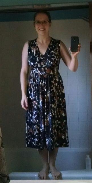 Mccalls Dress M6073 Pattern Review By Daiyzei Dress Sewing Sew