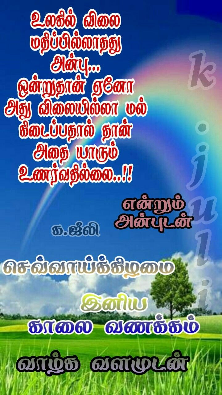Pin by Shakthi on Tamil Good morning wishes. Good
