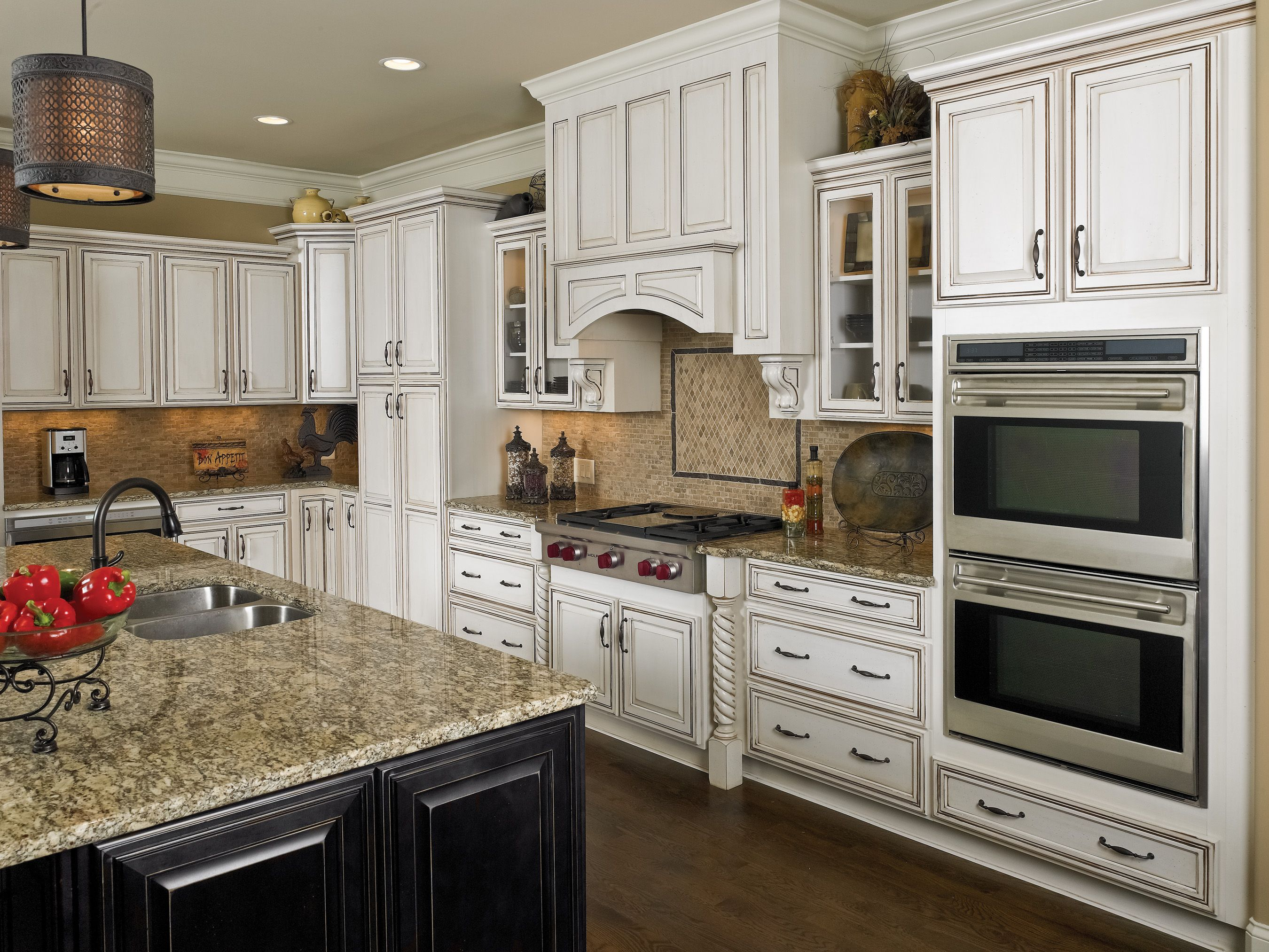 Specialty finishes are available with several choices of ...